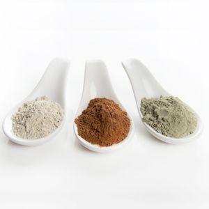 Argilas e seus efeitos estéticos e terapêuticos