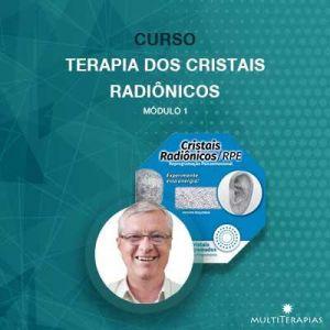 CURSO TERAPIA DOS CRISTAIS RADIÔNICOS