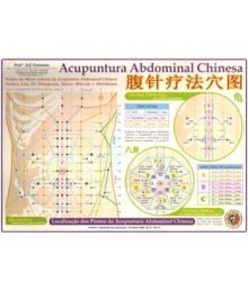 Acupuntura Abdominal Chinesa - Enomoto