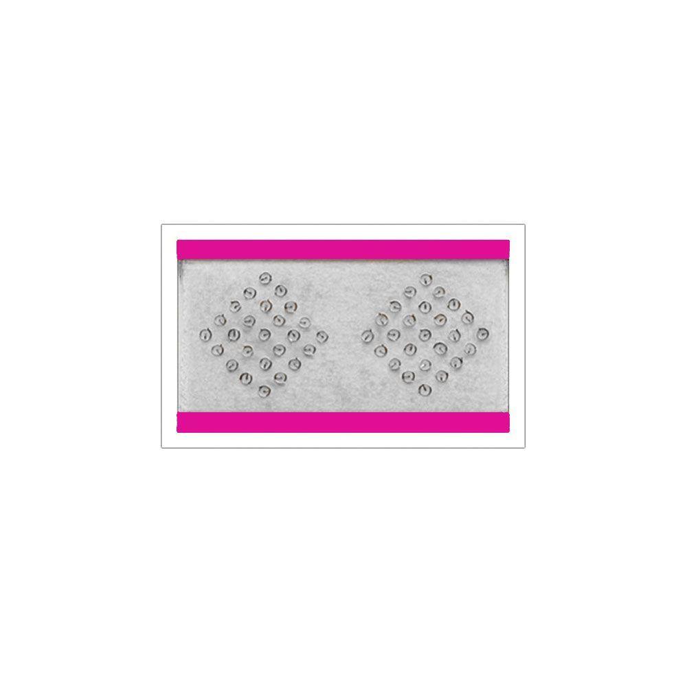Agulha Auricular sem Micropore 50 unidades - Complementar - 2,5mm