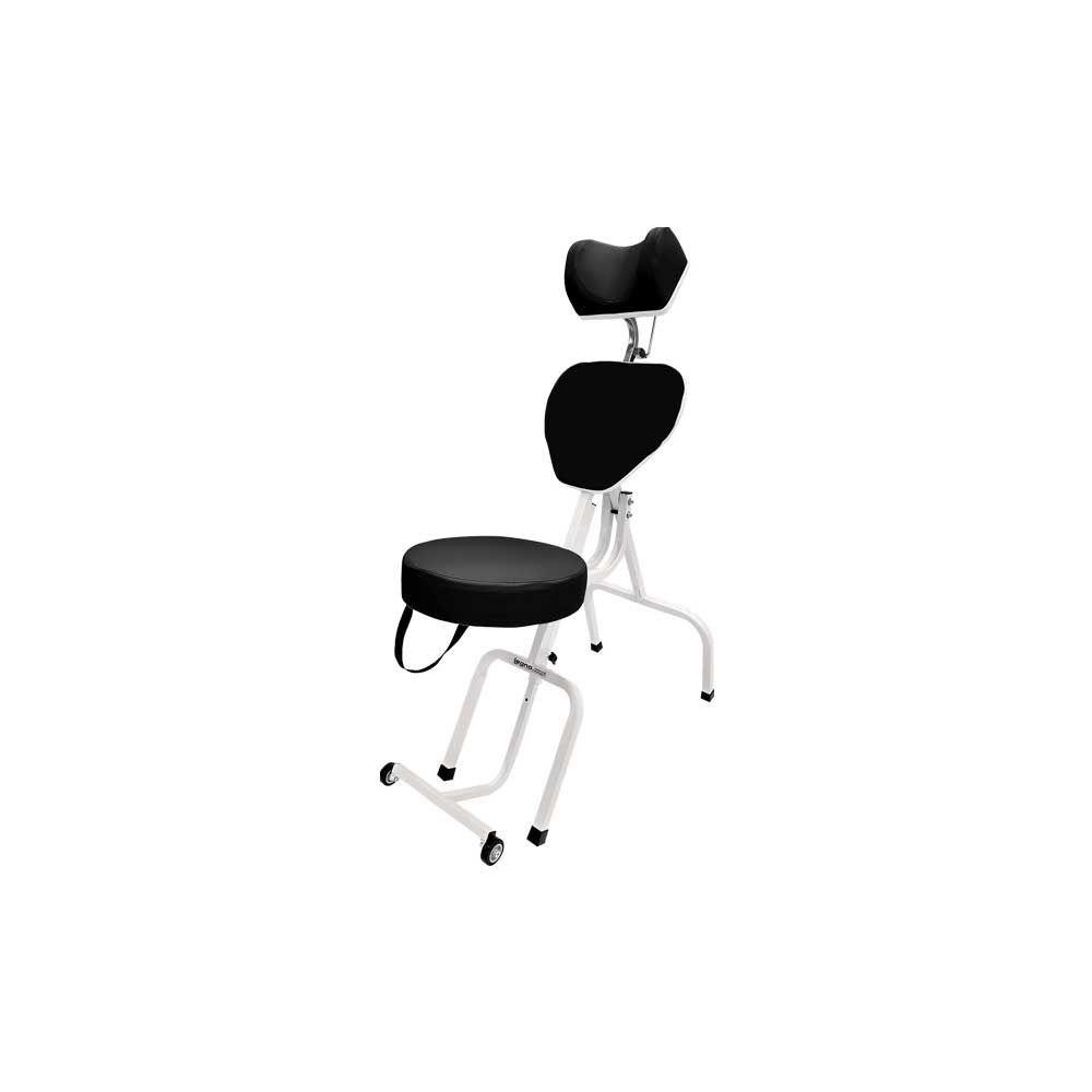Cadeira Portátil para Maquiagem - Legno