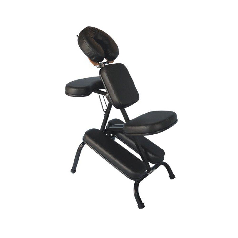 Cadeira Quick Massage preta - Legno