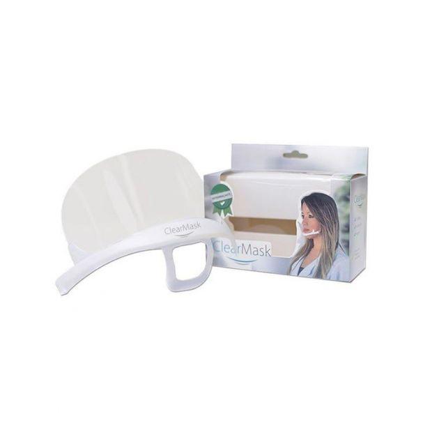 Máscara Higiênica - Clear Mask