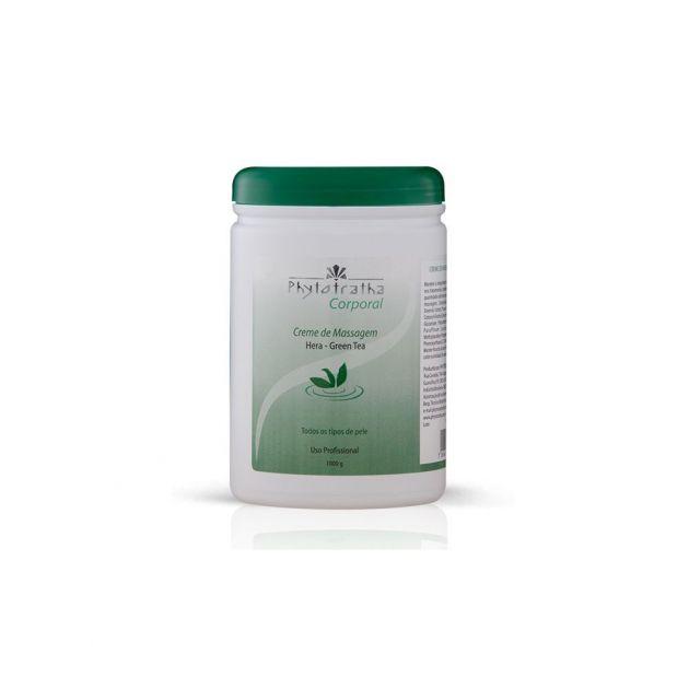 Creme de Hera e Green Tea 1kg - Phytotratha