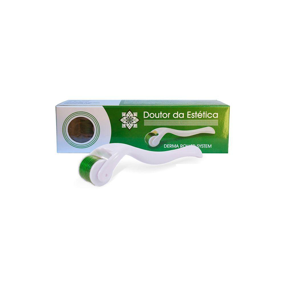 Dermaroller para Microagulhamento 2,5mm - Doutor da Estética