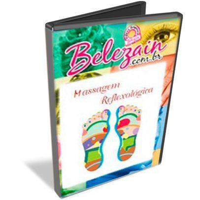 DVD - Massagem Reflexológica - Profª. Lucinéia Leite