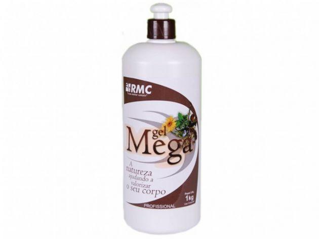 Gel Mega para Fisioterapia e Estética 1 kg - RMC