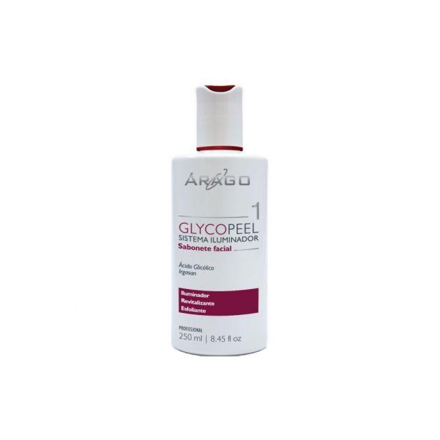 GlycoPeel Sabonete facial - Arago
