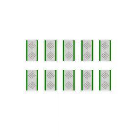 Kit 10 pacotes - Agulha Auricular sem Micropore 50 unidades - Complementar - 1,5mm