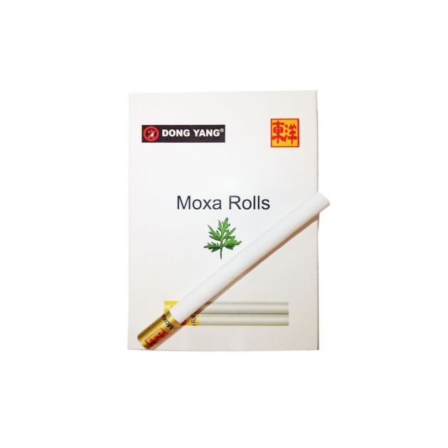 Moxa Cigarrete - Moxa Rolls - Dong Yang