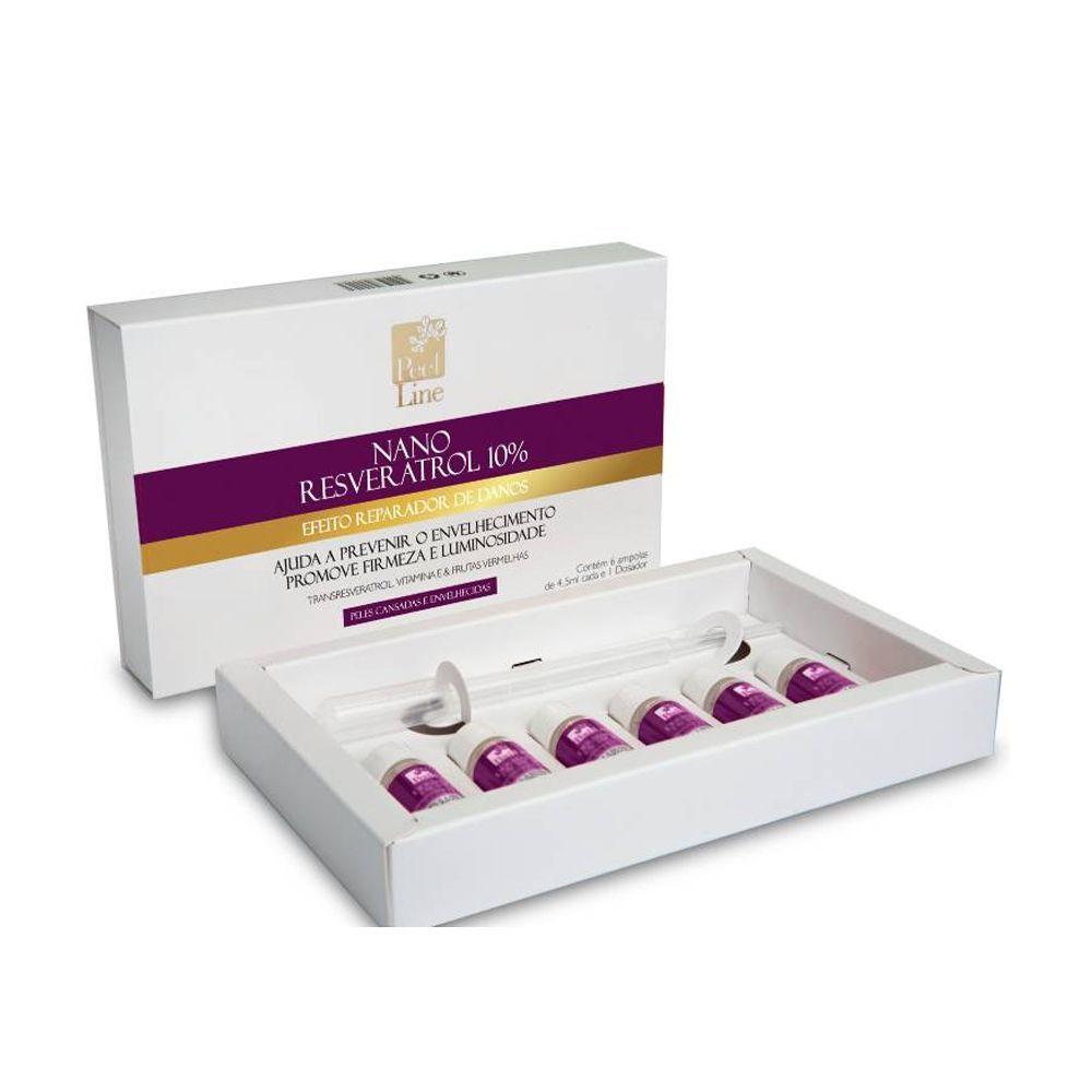 Nano Resveratrol 10% Peel Line 6un