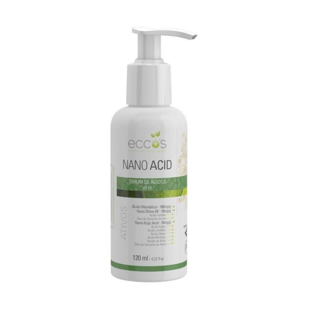 Nano Acid 120ml - Eccos