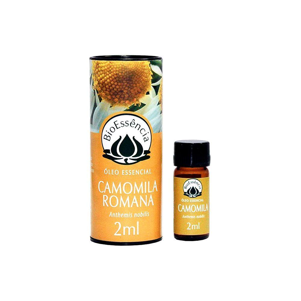 Óleo Essencial Camomila Romana BioEssência - 2ml