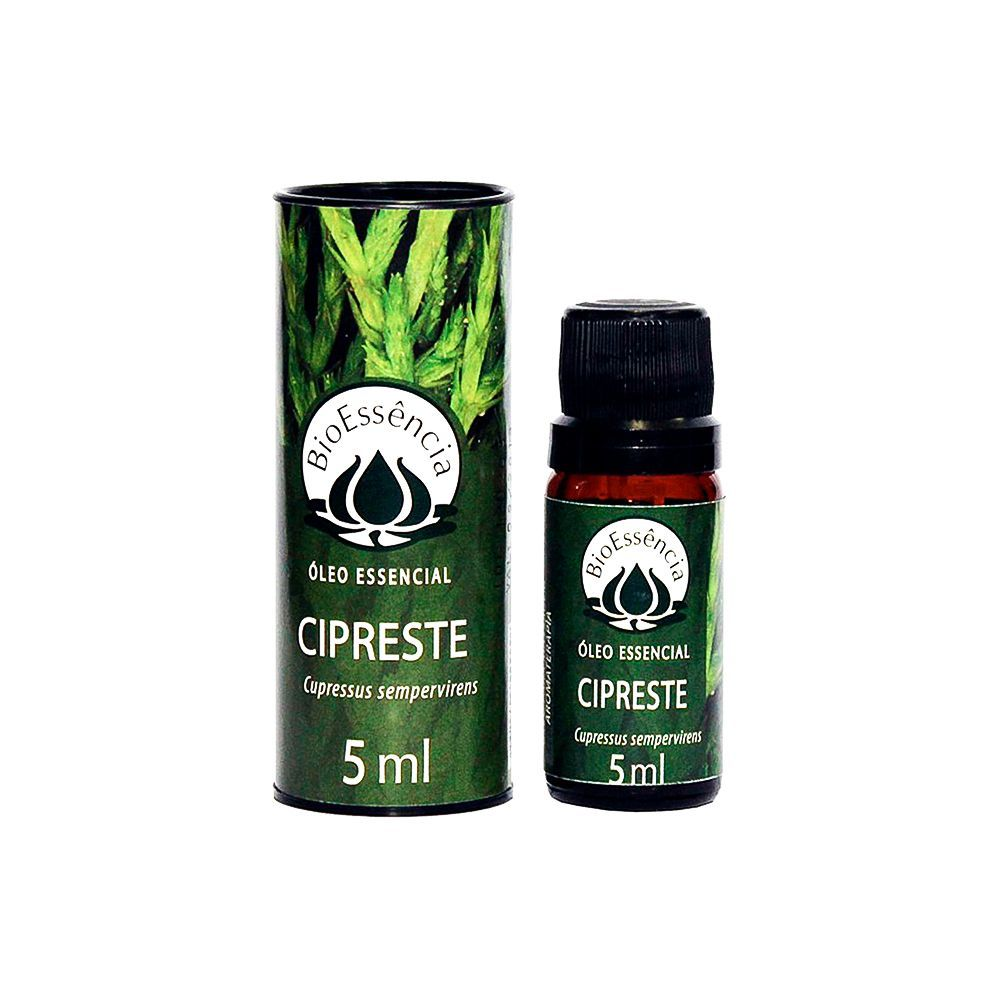 Óleo Essencial Cipreste BioEssência - 5ml