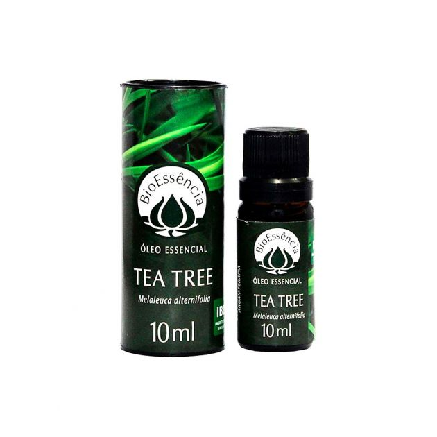 Óleo Essencial Tea Tree BioEssência - 10ml