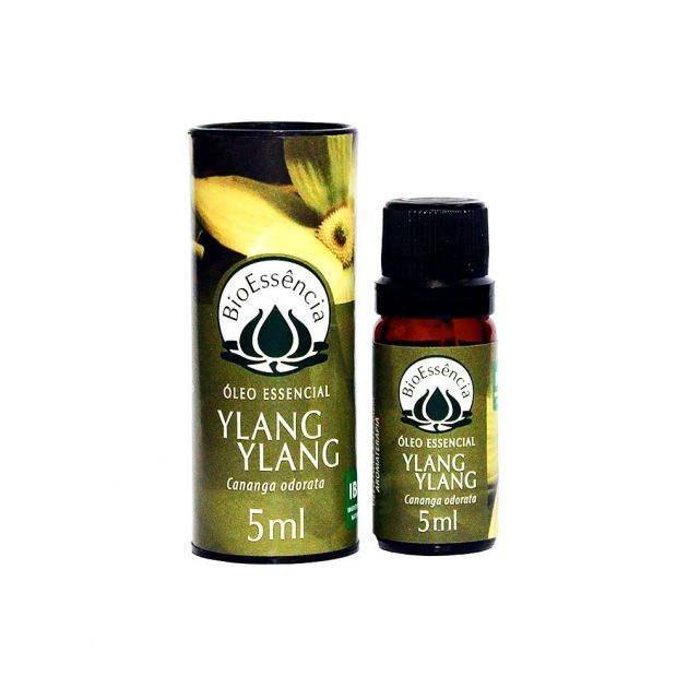 Óleo Essencial Ylang Ylang BioEssência - 5ml