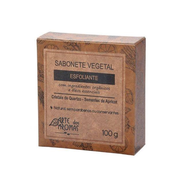 Sabonete Barra Esfoliante Arte dos Aromas 100g