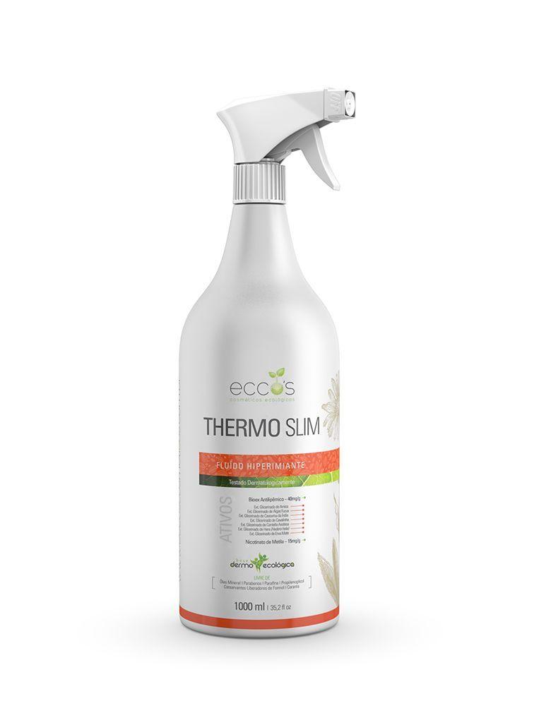 Fluído Hiperemiante - Thermo Slim 1000ml Eccos